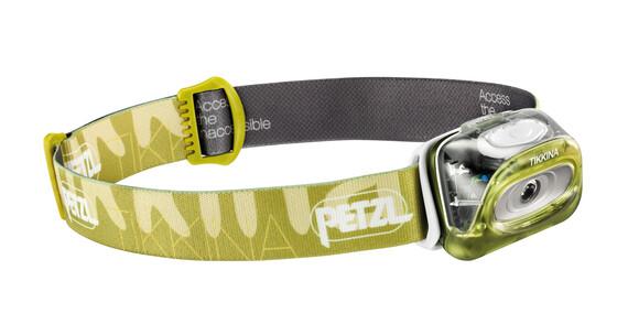 Petzl Tikkina hoofdlamp groen